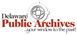 Delaware Public Archives (DPA) logo