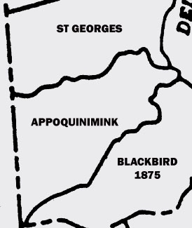 Appoquinimink Hundred 1830 to Present