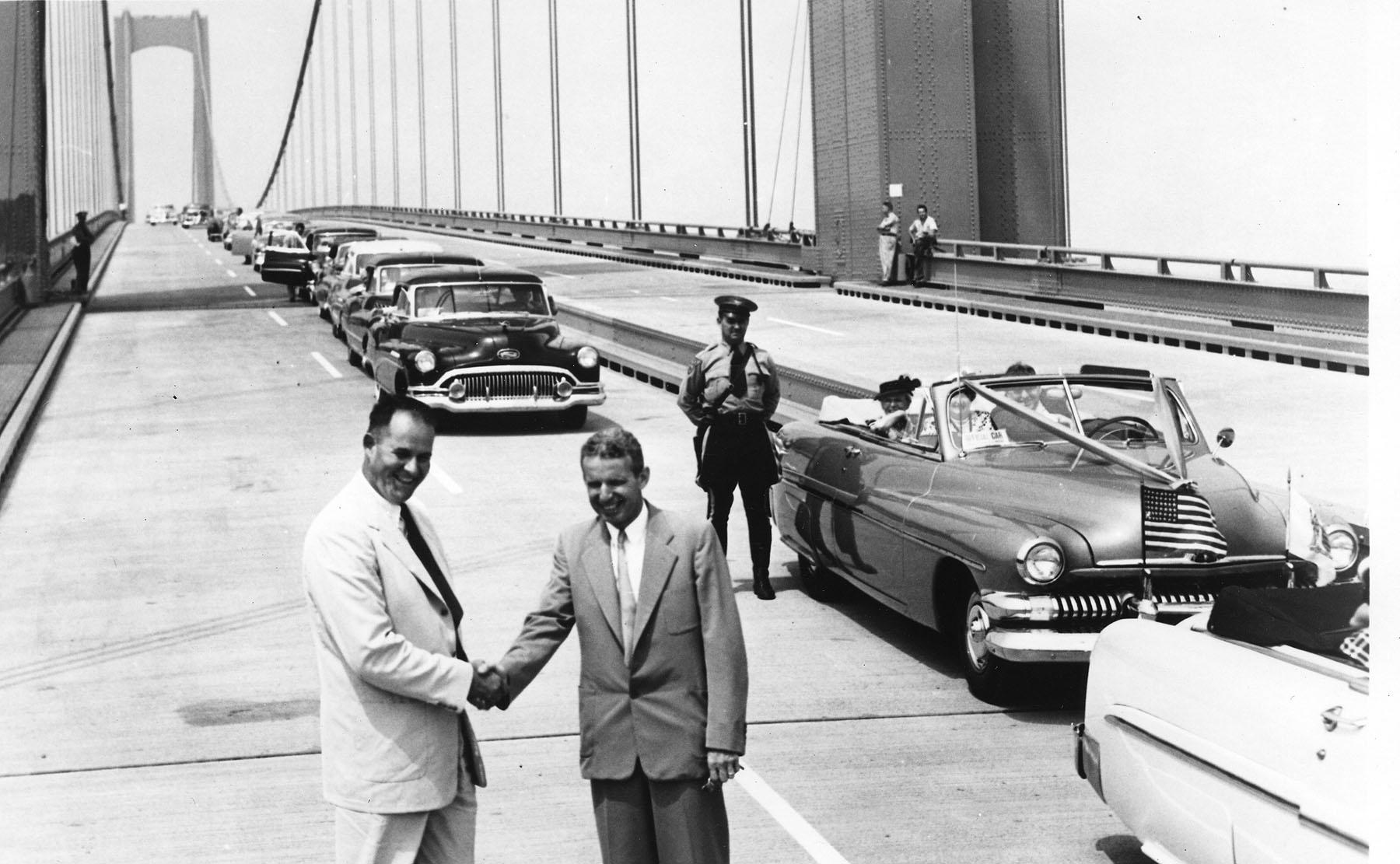 Can you believe the Delaware Memorial Bridge is 60? - Delaware ...