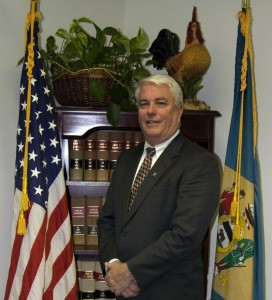 Secretary of Agriculture Ed Kee