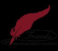 Friends of the Delaware Public Archives Logo