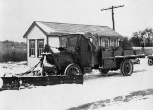 Snow Plow 1927