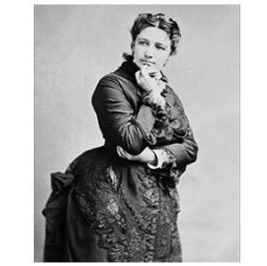 Photo of Victoria Woodhull - courtesy of NPR