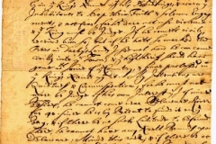 1683: Instructions from William Penn to Justices at New Castle