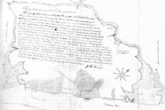 1684: Survey for Peter Alrichs land