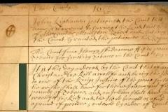 1681: Wolf Head Bounty