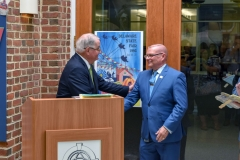 Delaware State Fair board of directors president R. Ronald Draper