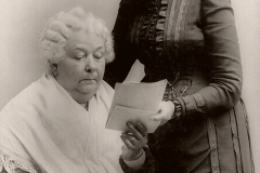 Elizabeth Cady Stanton and Susan B. Anthony form the American Equal Rights Association, an organization dedicated to the goal of suffrage for all, regardless of gender or race.